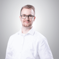 Kevin Flader - Bereichsleiter B2B Vertrieb